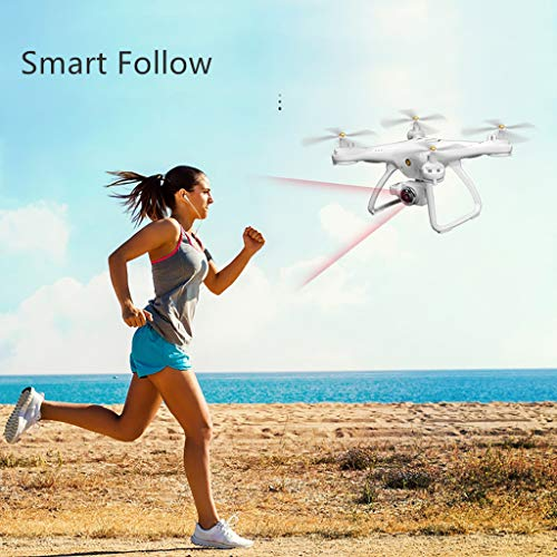 Yellsong Quadcopter ,W9 WiFi GPS 1080P Camera Drone Altitude Hold Mode Headless by Yellsong-Drone (Image #4)