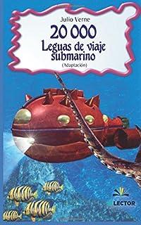 20 000 leguas de viaje submarino. Para ninos (Clasicos Para Ninos / Childrens Classics