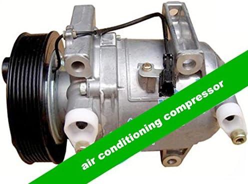 GOWE compresor de aire acondicionado para CR14 coche aire acondicionado Compresor auto partes para coche Nissan Navara 2.5L 92600-eb400 92600-eb40e ...