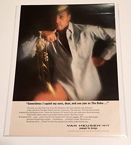 1963 Van Heusen 417 Sports Shirt Magazine Print Advertisement (417 Magazine)