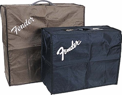 (Fender 1993/2001 Super Reverb Cover, Black Vinyl )