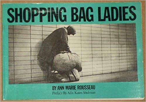 Shopping Bag Ladies: Ann Marie Rousseau: 9780829806038: Amazon.com ...