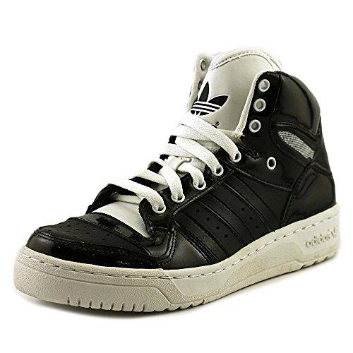 Adidas Attitude Logo Heart Women Us 10 Zwarte Sneakers