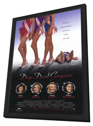 Stop in withdraw from Dead Gorgeous - 11 x 17 Framed Movie Poster