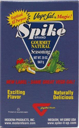 Modern Products Spike Brand Vege-Sal® Magic Gourmet Natural Seasoning -- 20 oz