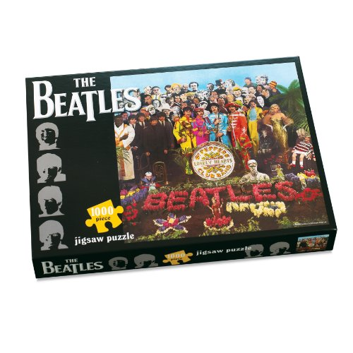 (Paul Lamond Games The Beatles Segeant Pepper Puzzle (1000 Pieces))