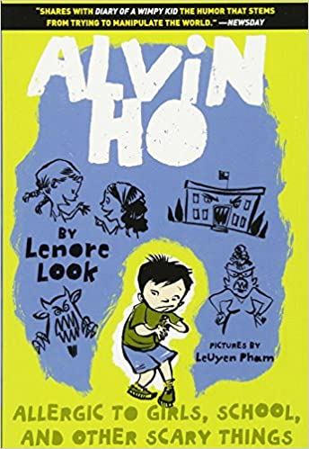 alvin ho book report Alvin ho: allergic to girls, school and other scary  please choose 3 books from  the above list to read during the summer and write 1 book report using the.