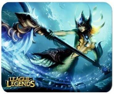 Nami Classic Skin Mousepad LOL - League of Legends ...