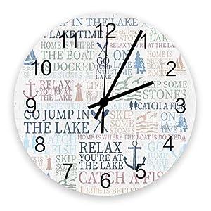 512BPFx1NxL._SS300_ Best Anchor Clocks