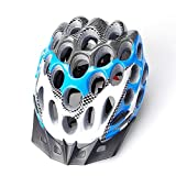 Brand New Comfortable Adult Men Blue & Black Sport Bicycle Helmet For Racing Climbing Touring