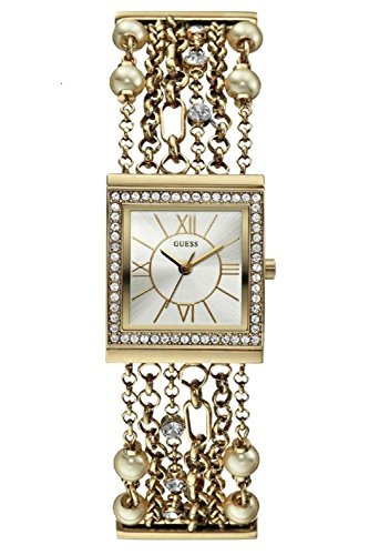 Guess-Womens-Gold-Analog-Watch-W0417L2