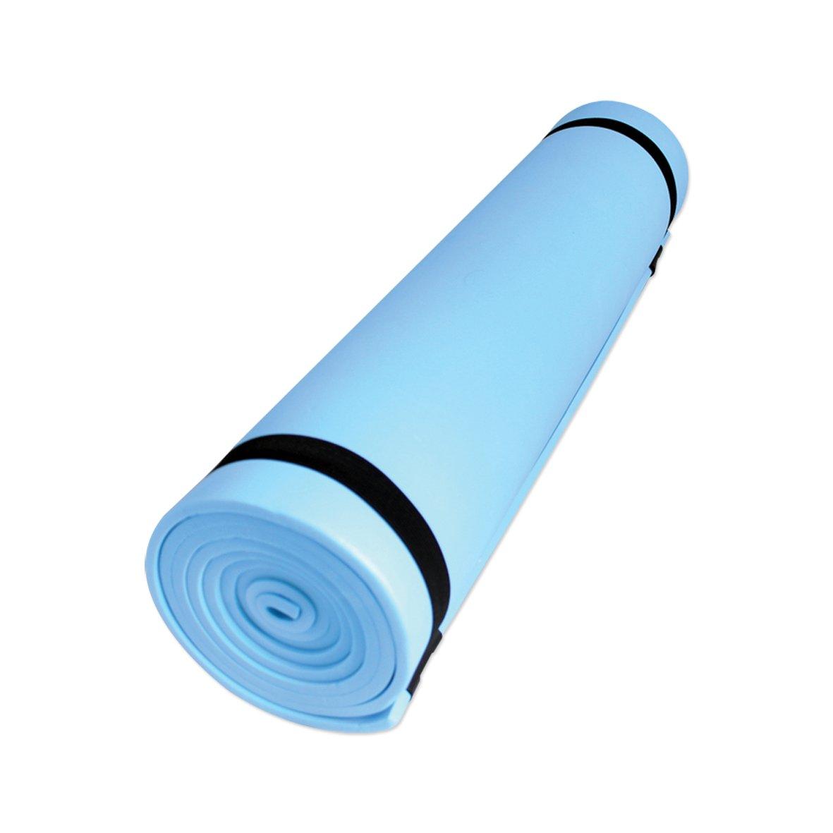 Amazon.com : Insulated Camping Mat Foam Blue 180 x 50 x 0.6 ...