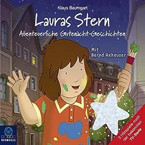Abenteuerliche Gutenacht-Geschichten (Lauras Stern - Gutenacht-Geschichten 11) Hörspiel