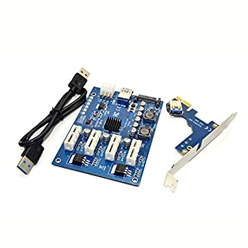 Amazon.com: TOOGOO M.2 NGFF PCI-E Adaptador de ranura para ...