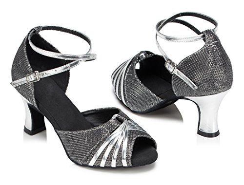 TDA - Zapatos de tacón  mujer 7.5cm Heel Gold