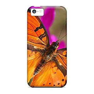 London Butterfly House Case Compatible With Iphone 5c/ Hot Protection Case