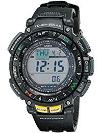 Men's PAG240-1CR Pathfinder Triple Sensor Multi-Function Sport Watch