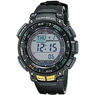 Men's Pathfinder PAG240-1CR Solar Powered Triple Sensor Sport Watch