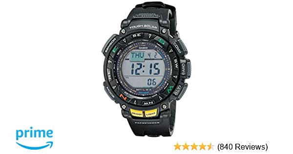 Mens Pathfinder Triple Sensor Multi-Function Sport Watch