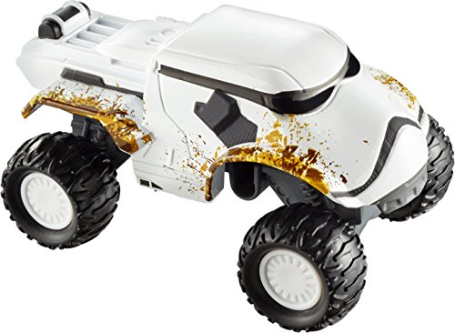 Hot Wheels Star Wars All-Terrain First Order Stormtrooper Vehicle