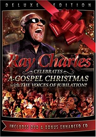 Amazon.com: Ray Charles Celebrates: A Gospel Christmas w/Voices of ...