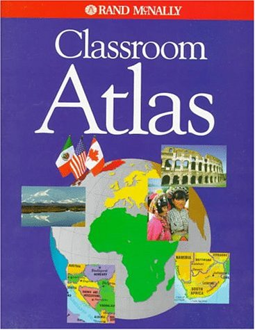 Rand Mcnally Classroom Atlas