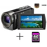 SONY Caméscope haute définition HandyCam HDR-CX130E - noir & carte SD 16 Go + GARANTIE 2 ANS!