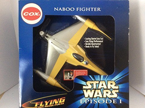 Naboo Fighter (Star Wars Episode 1 Naboo Fighter)