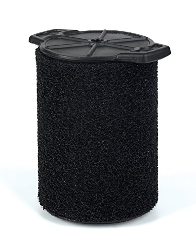 WORKSHOP Wet Vac Filters WS24200F Foam Filter For Wet Dry (Wet Pickup Foam Filter)