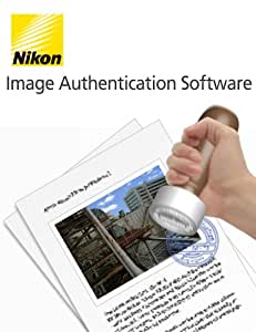Nikon 25738 Image Authentication Software - Windows Vista - XP - 2000