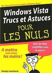 Windows Vista Trucs et Astuces pour les Nuls