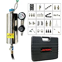Autool C-100 CFS Series Fuel System On-Vehicle Cleaning Assistant Fuel Injector Cleaner 600ML 140PSI