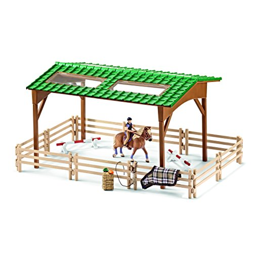 Schleich Stable Girl Figure (Schleich Riding Arena Play Set)