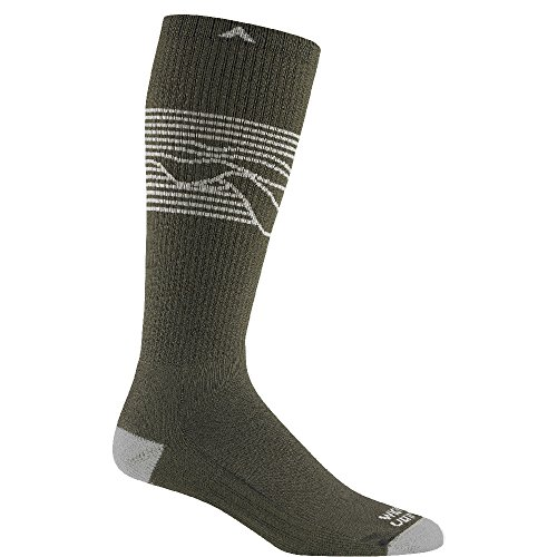 Wigwam Men's West Rim Pro Olive Sock