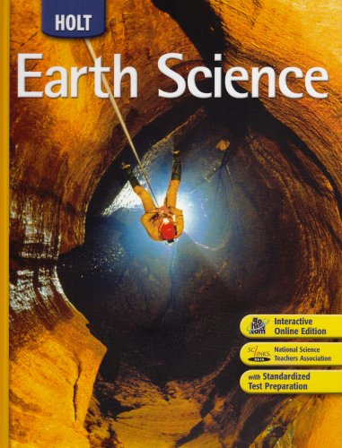 Holt Earth Science: Student Edition 2008 ()
