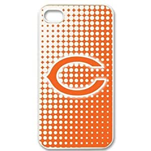 Tara Mooney Popovich's Shop Hot Fitted iPhone 4/4s Cases NFL Bears logo back covers