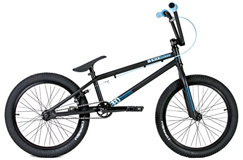 KHE Root 360 BMX Bike Black 20""