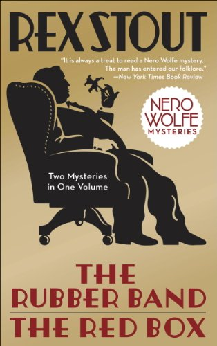 - The Rubber Band/The Red Box 2-in-1 (Nero Wolfe)