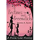 Bedtimes and Broomsticks: A Mommy Cozy Paranormal Mystery (Mystic Cove Mysteries Book 1)