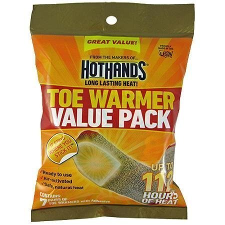HotHands Toe Warmers 21 Pair