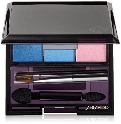 Luminizing Satin Eye Color - Shiseido Luminizing Satin Eye Color Trio - # BL310 Punky Blues 3g/0.1oz