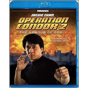 Operation Condor 2: Armour of God [Blu-ray]