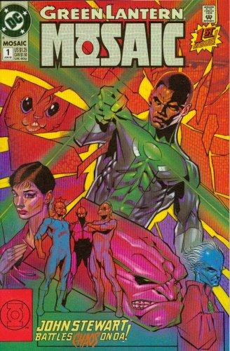 Green Lantern: Mosaic #1 Green Lantern Mosaic