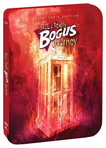 Bill & Ted's Bogus Journey [Blu ray]