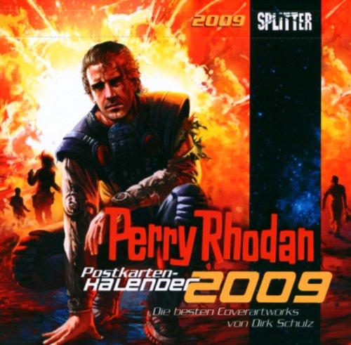 Perry Rhodan, Postkartenkalender 2009