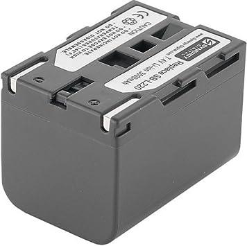 Amazon Com Synergy Digital Camcorder Battery Works With Samsung Sc D23 Camcorder Li Ion 7 4v 3000 Mah Ultra Hi Capacity Battery Camera Photo