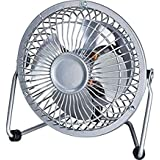 Mainstays 4-Inch Mini Fan (silver)