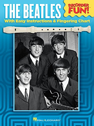 Amazon The Beatles Recorder Fun With Easy Instructions