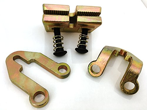 Frame Pulling Clamps (TWO WAY) 5 AND 3 Ton Pulling Capacity by Dynamic Automotive Supplies (Image #4)