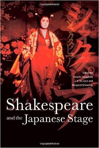 Shakespeare In Japan
